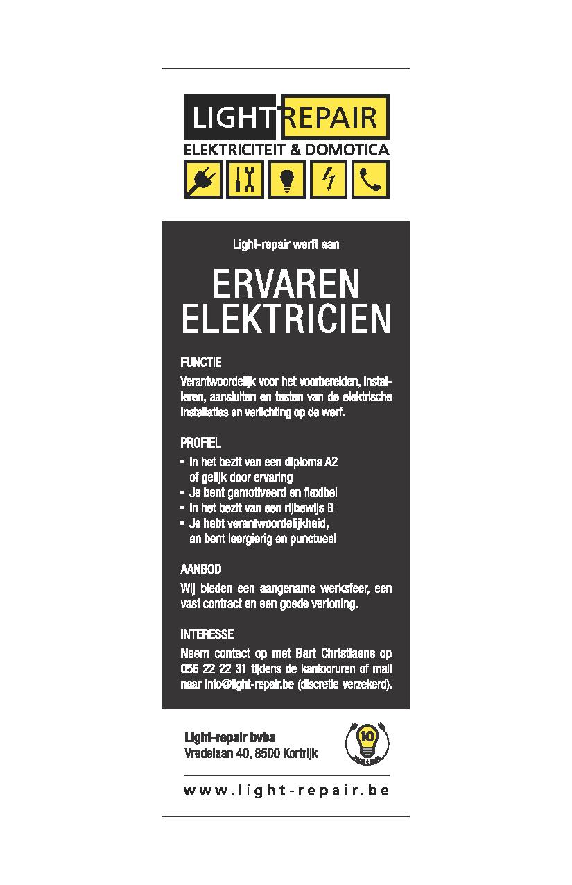 Awesome Vacature Verlichting Contemporary - Huis & Interieur Ideeën ...